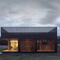 Holidayspace 2: Casas de estilo  de ecospace españa