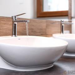 Mieszkanie Scandi: styl , w kategorii Łazienka zaprojektowany przez Partner Design