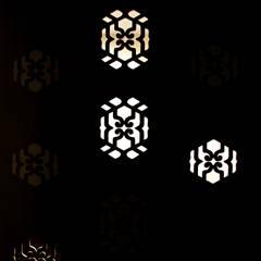 Pannello divisorio: Spogliatoio in stile  di Domenico Architetto Moschetto