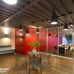 Patios by Grupo Arquidecture