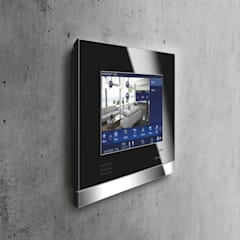 Inteligentny dom - system zarządzania instalacjami: styl , w kategorii Spa zaprojektowany przez Inteligentny Budynek Polska