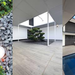 Rock Garden by Herzog-Architektur, Modern