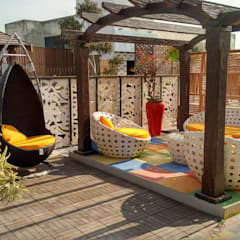 Patios & Decks by DG DESIGNER LANDSCAPES  LLP