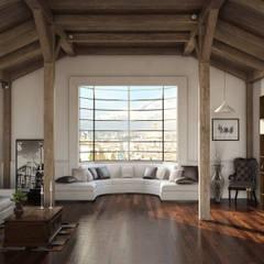Living room by Giuseppe Balestri,