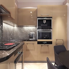 Cocinas de estilo  por Your royal design, Minimalista