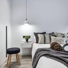 minimalistic Bedroom by Dröm Living