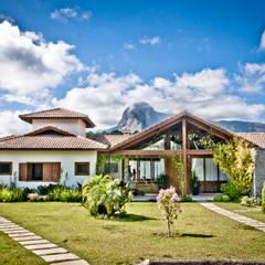 منازل تنفيذ Carlos Eduardo de Lacerda Arquitetura e Planejamento