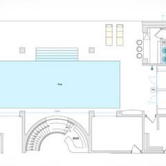 Birchlands:  Pool by Aqua Platinum Projects