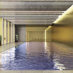 Under Construction:  Pool by Aqua Platinum Projects