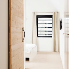 eigentijdse slaapkamer slaapkamer door jolanda knook interieurvormgeving