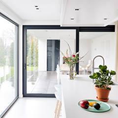 Prettig koken:  Keuken door Jolanda Knook interieurvormgeving