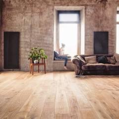 Bolefloor y Curv8: Paredes de estilo  de Rochene Floors
