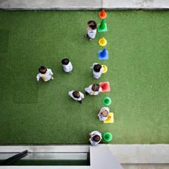 Kindergarten and Nursery : Jardins de Inverno  por es1arq