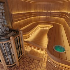 industrial Spa by homify