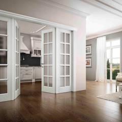Classic style windows & doors by Romagnoli Porte Classic