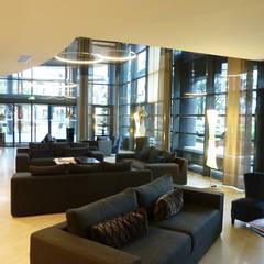 Hôtel 5 étoiles: Hôtels de style  par Atelier JP Bouvee