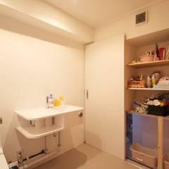 WC: SeijiIwamaArchitectsが手掛けた浴室です。