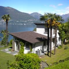 Vakantiewoning Lago Maggiore:  Huizen door Studio Groen+Schild
