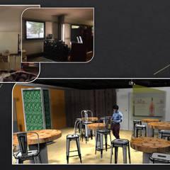 Projet / Professionnel: Espaces commerciaux de style  par JC Créations d'intérieurs