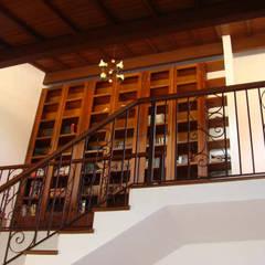 Residência Condados Bouganville: Escritórios  por Monica Guerra Arquitetura e Interiores