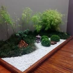 Projeto Paisagismo: Jardins  por Borges Arquitetura & Paisagismo