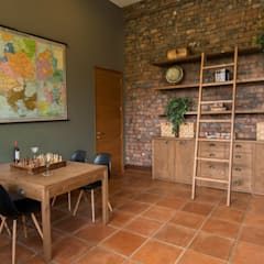 書房/辦公室 by DLPS Arquitectos