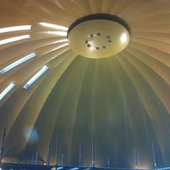 Parc Aqualudique - ARRAS: Spa de style de style eclectique par JULLIEN CONFORT & HARMONY