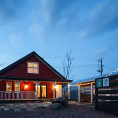 L's HOUSE: dwarfが手掛けた家です。