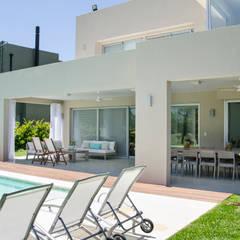 Дома в . Автор – Parrado Arquitectura,