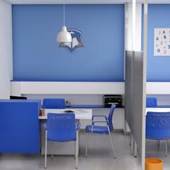 Schools by Pepa Navarro Interiorismo