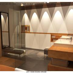 La Salle de bain & Salle d'eau: Salle de bains de style  par ArchiDeco