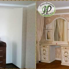 Классическая спальня дизайн:  Спальня by Ника-Фаворит