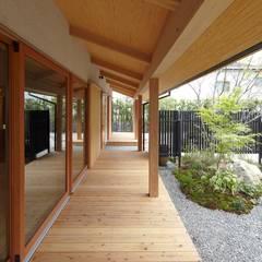 香住ケ丘の家: でんホーム株式会社が手掛けた窓です。