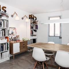 Estudio La Proyectual: Oficinas y Tiendas de estilo  de La Proyectual