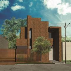 Häuser von Estudio AM Arquitectura,