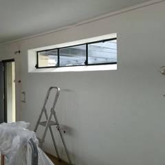 Aplicação de papel de parede! (antes) : Hotéis  por Pode Ser!