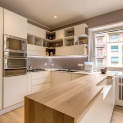 آشپزخانه by MOB ARCHITECTS