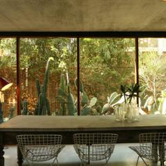 Conservatory by Arquitecto Alejandro Sticotti