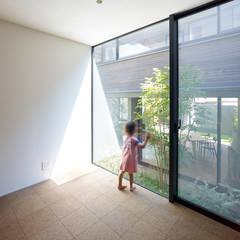 作品: 小松隼人建築設計事務所が手掛けた壁です。,