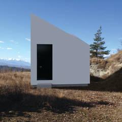 SCS HOUSE: Garage/Rimessa in stile  di Studio 3Mark