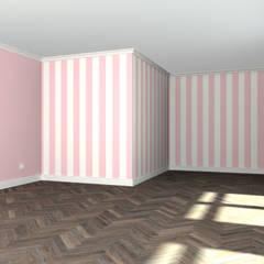 Classic Girl by makasa: klassische Kinderzimmer von makasa