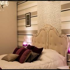 Sueño de una noche de verano...: Dormitorios de estilo  por Diseñadora Lucia Casanova