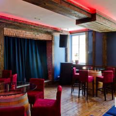 Restauracja hiszpańska: styl , w kategorii Bary i kluby zaprojektowany przez Tektura Studio Katarzyna Denst