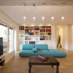 اتاق نشیمن by Arabella Rocca Architettura e Design