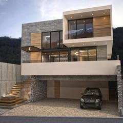 خانه ها توسطhomify, مدرن