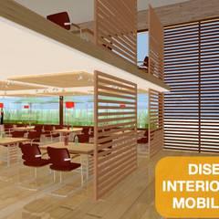 Alejandro Bello Arquitecto Bogota: Edificios de oficinas de estilo  por  Arquitectura Modular Residencial Comercial Interiorismo, Ecléctico