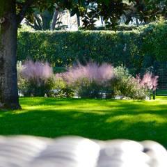 Mediterranean style garden by PATXI CASTRO Mediterranean