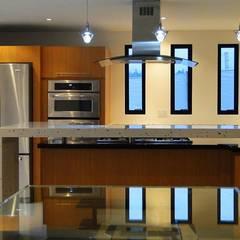 Cocina: Cocinas de estilo clásico por NIDHO - Arquitectura & Obra