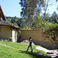 Catalejo Estudio: Terrazas de estilo  por Loft estudio C.A., Mediterráneo