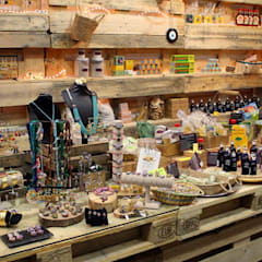 MARKET&Co. Pop Up Store: Oficinas y Tiendas de estilo  de GIVEME5.es
